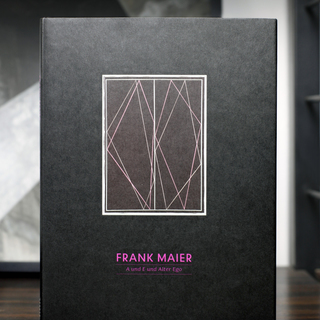<strong>Artist Publication</strong><br/> <em>A und E und Alter Ego</em> <br/> by Frank Maier