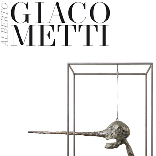 <strong>Visual Identity</strong><br/>  Proposal for Alberto Giacometti show  at Yuz Museum Shanghai