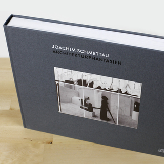 <strong>Artist Publication</strong><br/> <em>Architekturphantasien</em><br/>by Joachim Schmettau