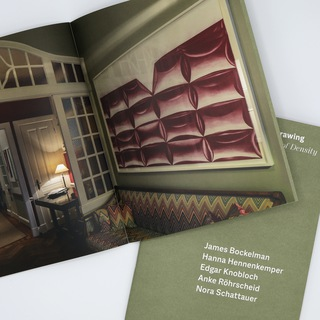 <strong>Exhibition Catalogue</strong><br/><em>The Body of Drawing</em><br/> Drawing Room Hamburg<br/>